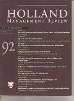 Handboek Strategie en Management