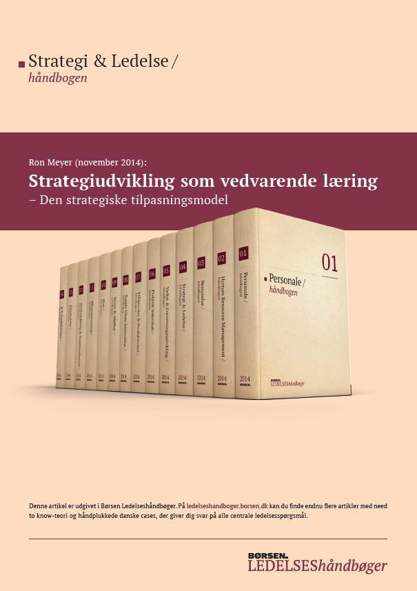 Strategi & Ledelse